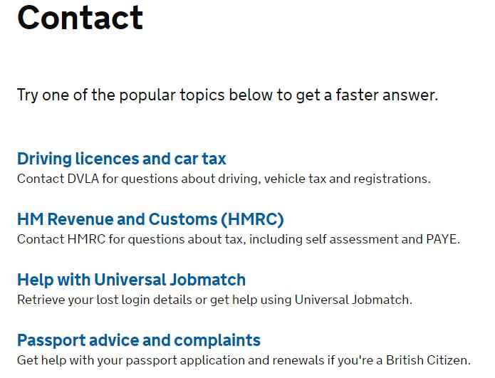 VAT Customer Service