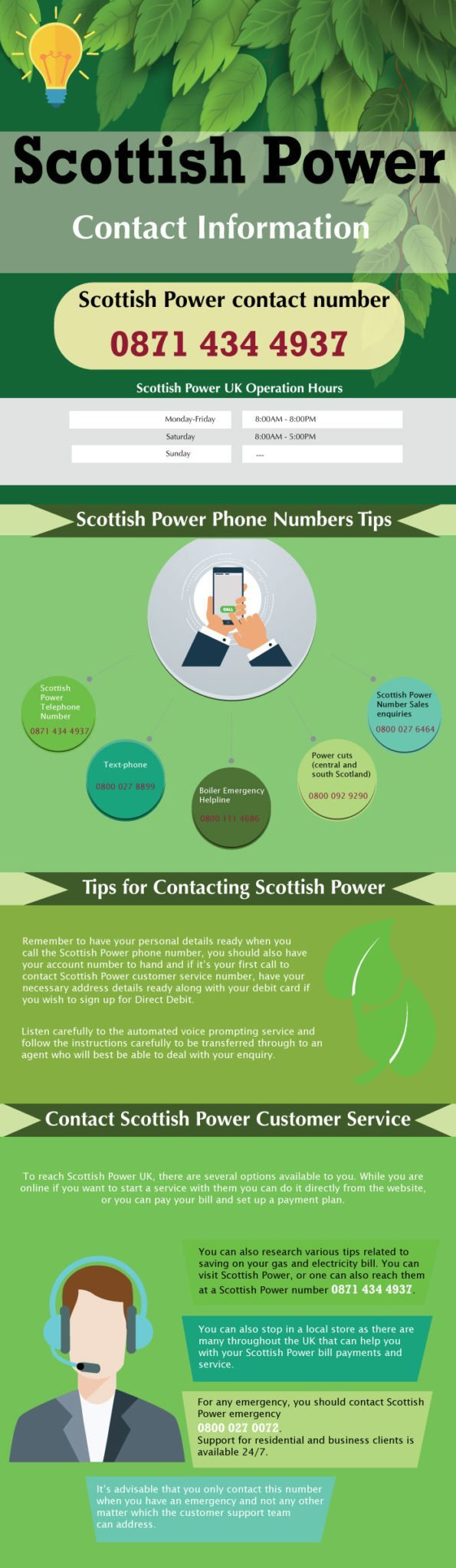 Scottish Power Customer Service