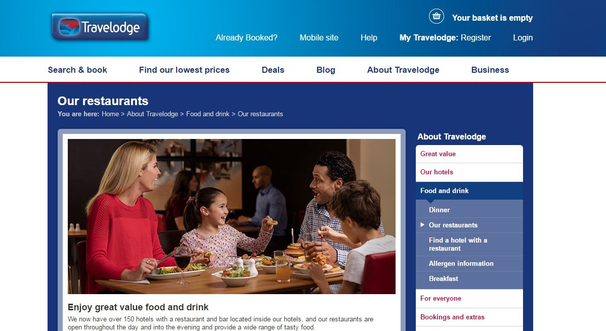 Travelodge customer services phone number