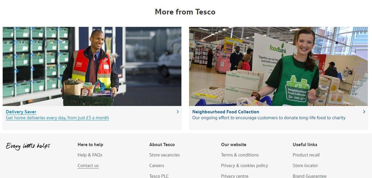 Tesco Clubcard Customer Service