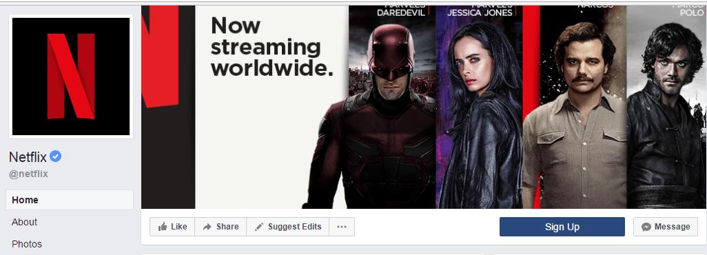 Netflix UK numbers