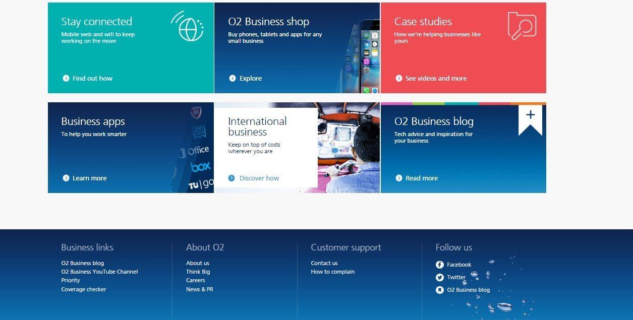 O2 Customer Service Number