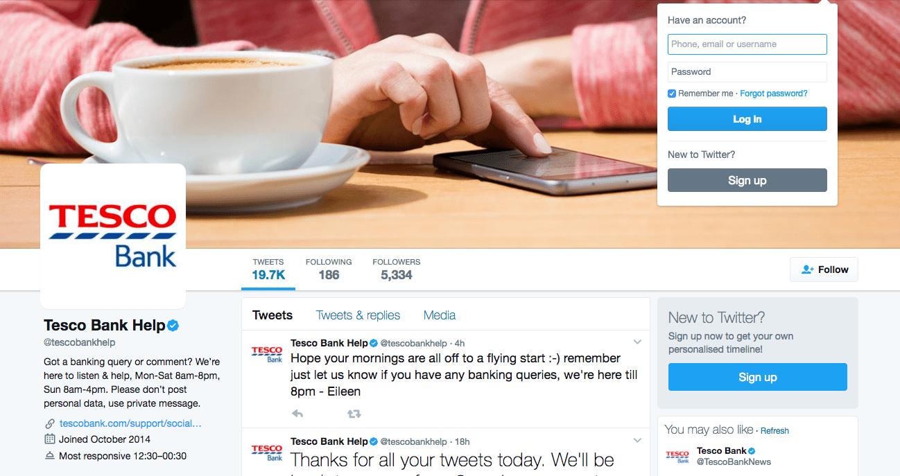 Tesco Car Insurance Twitter