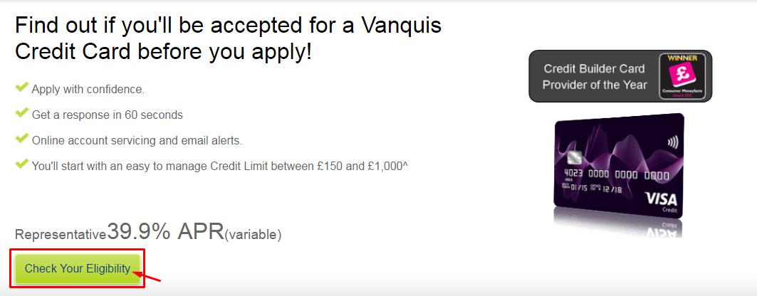 Vanquis bank numbers