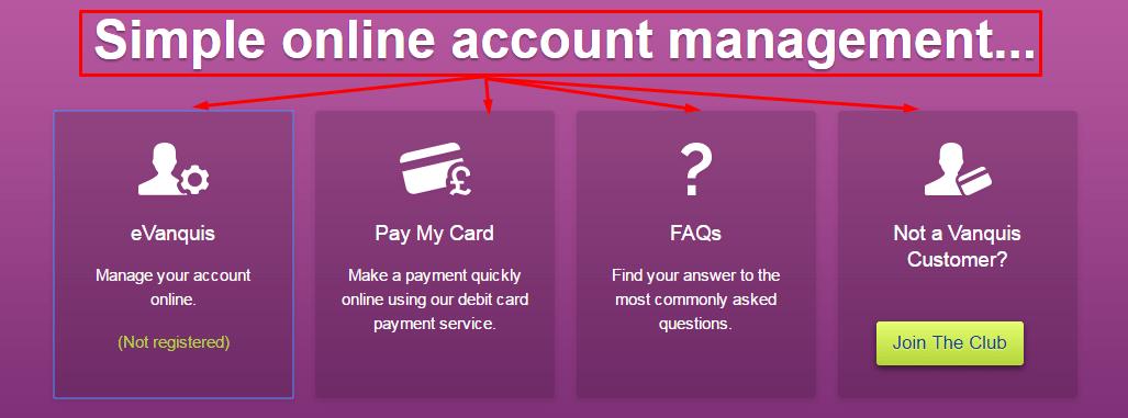 Vanquis Bank Customer Service Number